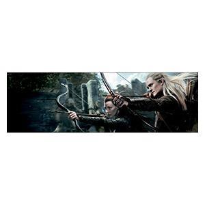 Hobbit. Размер: 190 х 60 см